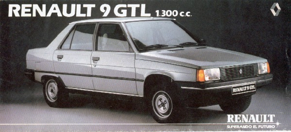 1982 Renault 9 Gtl Related Infomationspecifications Weili